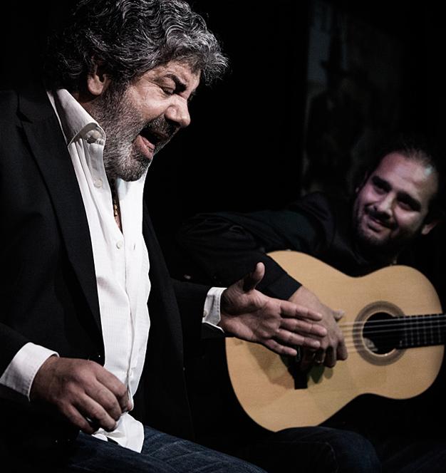Flamenco en el Picasso