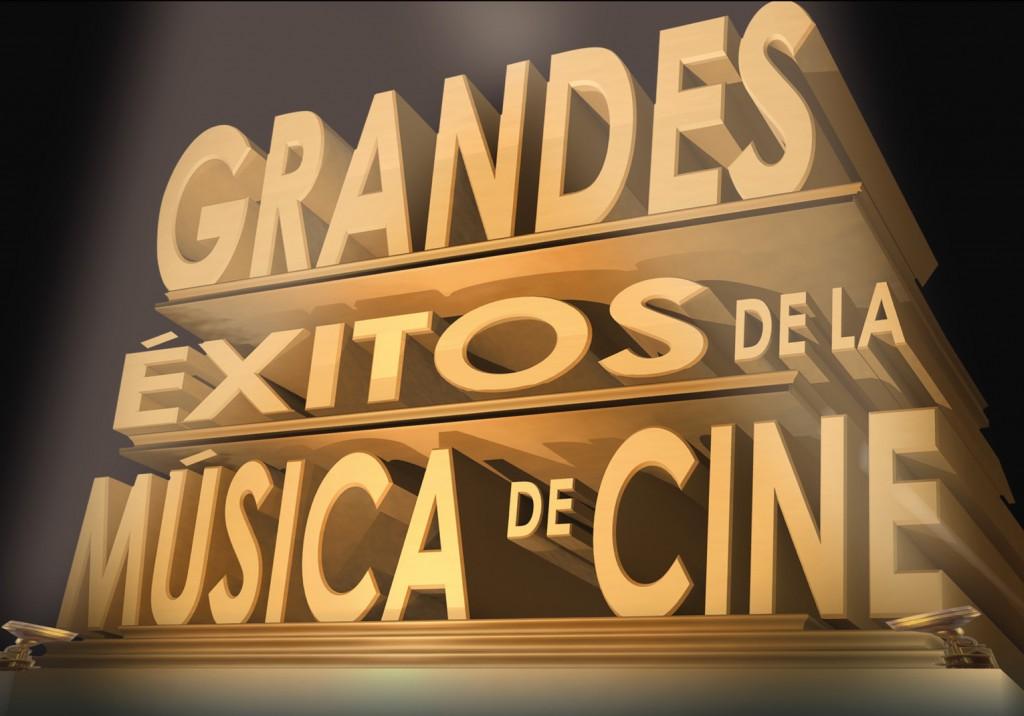 Grandes éxitos música cine