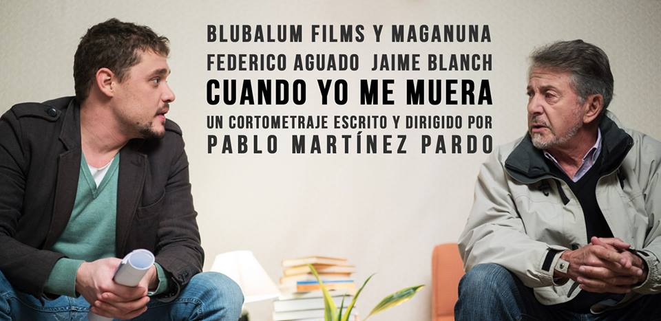 Federico Aguado y Jaime Blanch en 'Cuando yo me muera'