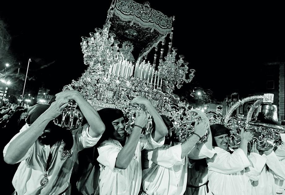 Virgen de la Esperanza (Foto: Txema Rodríguez)