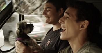 Escena de la película 'A cambio de nada', de Daniel Guzmán
