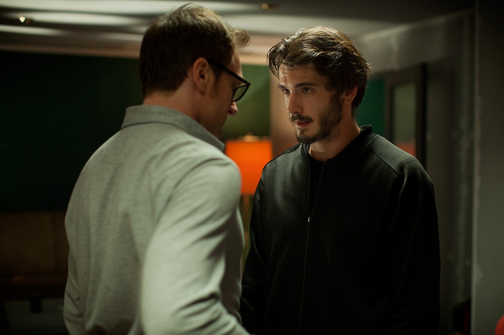 Imagen de la película 'Matar el tiempo'