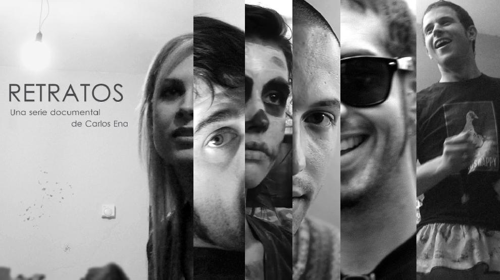 Webserie 'Retratos' de Carlos Ena
