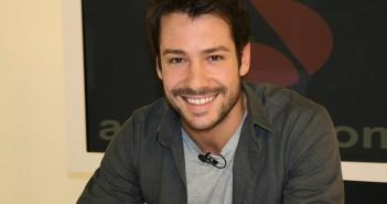 Alejandro Albarracín en un videoencuentro de Antena 3