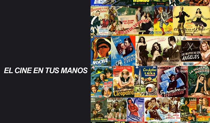 Exposición 'El Cine en tus manos'