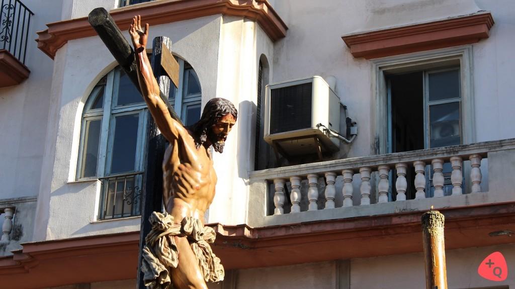 Santísimo Cristo de la Crucifixión (© 2015 Alicia Martín)