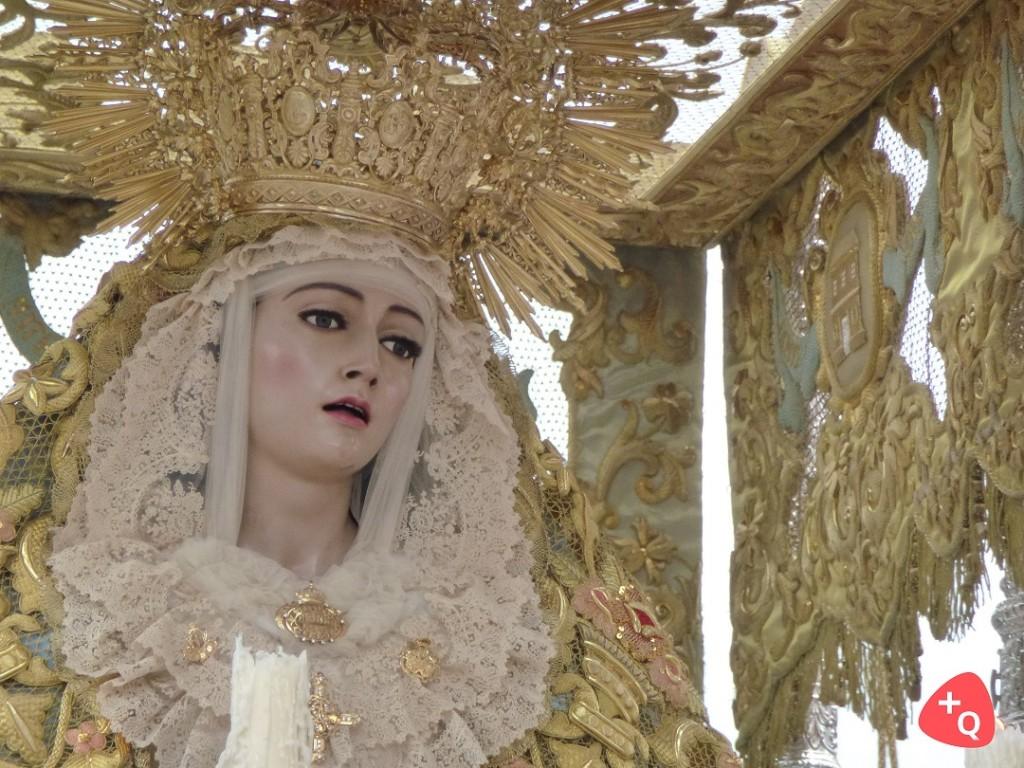 María Santísima Reina de los Cielos (© 2015 Alicia Martín)