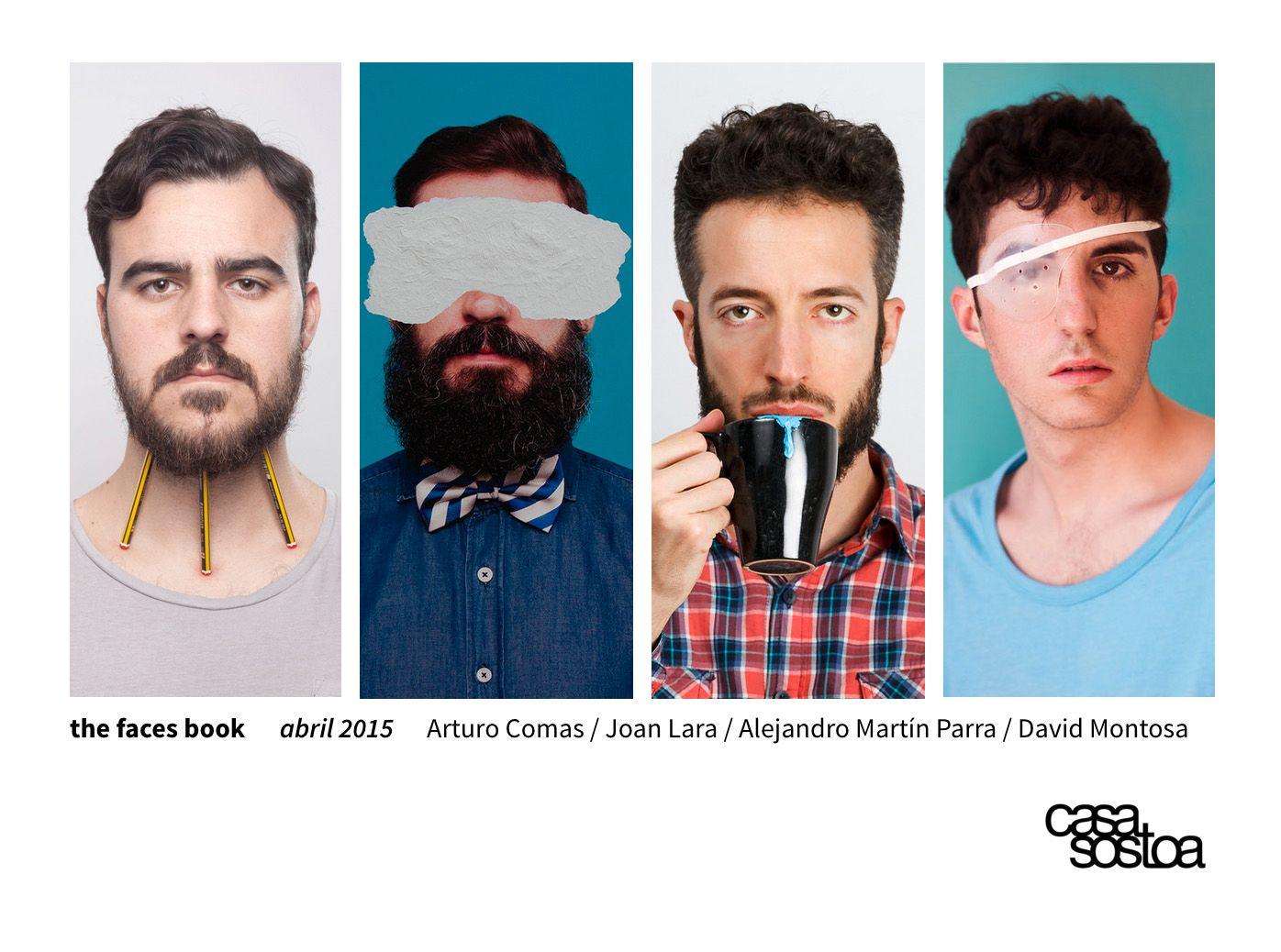 The faces book