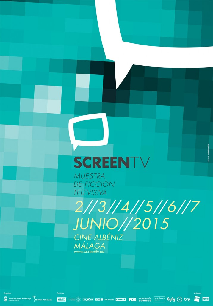 Cartel Screen TV 2015