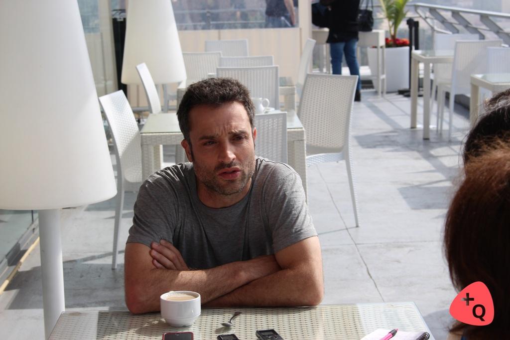 Daniel Guzmán (© Alicia Martín)