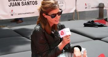 Manuela Velasco, actriz de 'Cuento de verano' (© Ashley Jáñez)