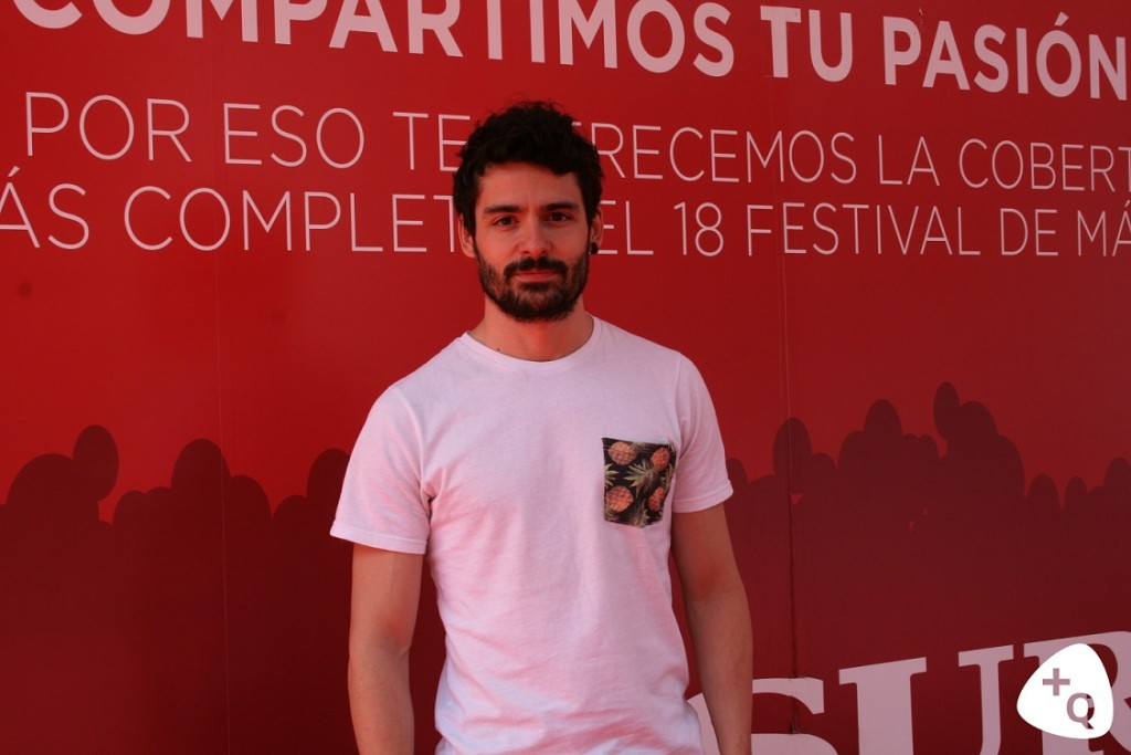 Nico Romero, actor de 'Cuento de verano' (© Ashley Jáñez)