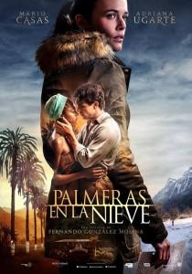 Cartel de la película 'Palmeras en la Nieve'
