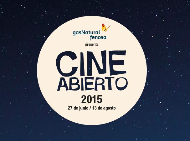 Cine abierto Málaga 2015