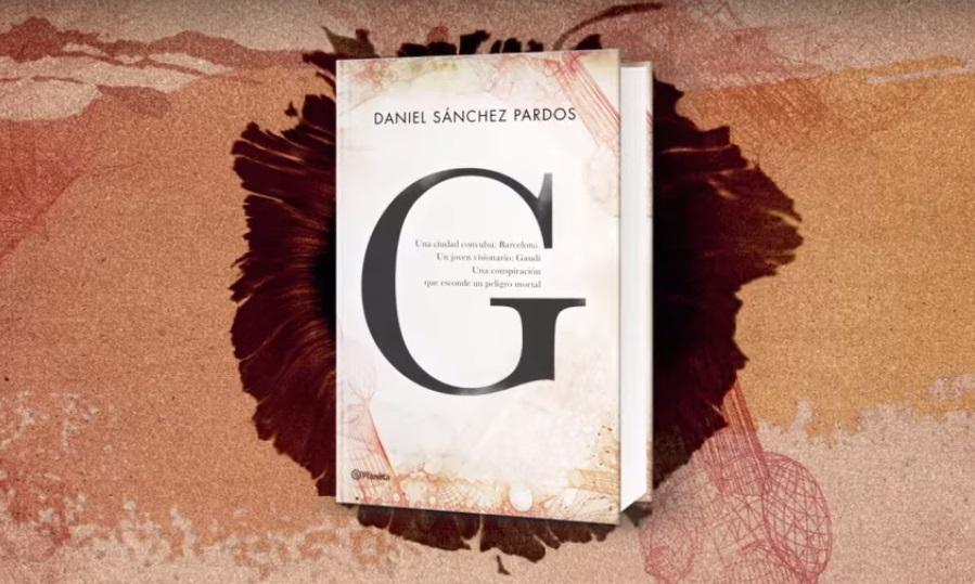 'G', la nueva novela de Daniel Sánchez Pardos