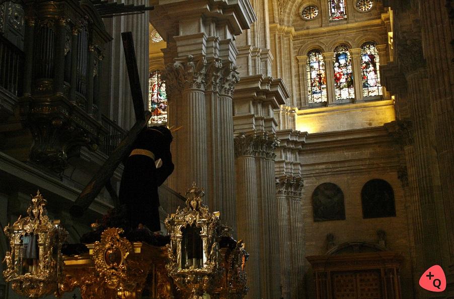 El Nazareno de Viñeros en su 400 aniversario (© 2015 Alicia Martín)