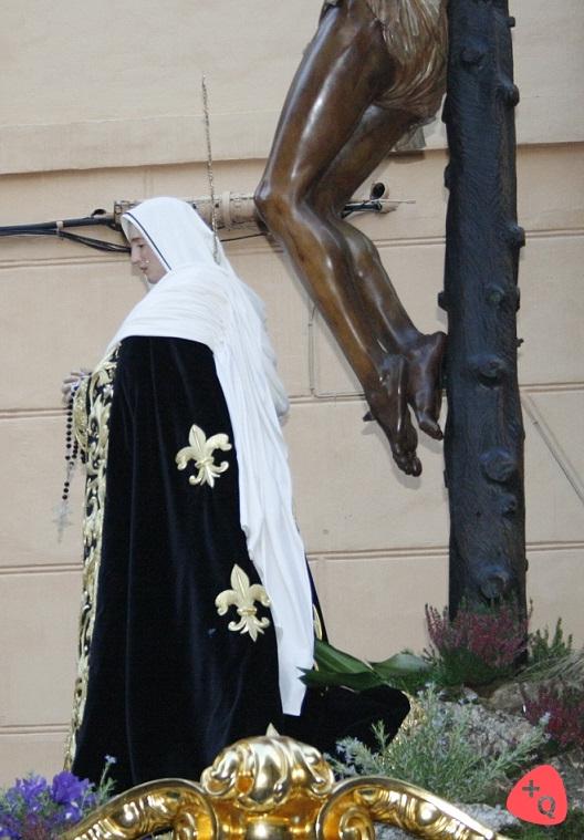 Soledad de Mena en el centenario de la Congregación (© 2015 Alicia Martín)