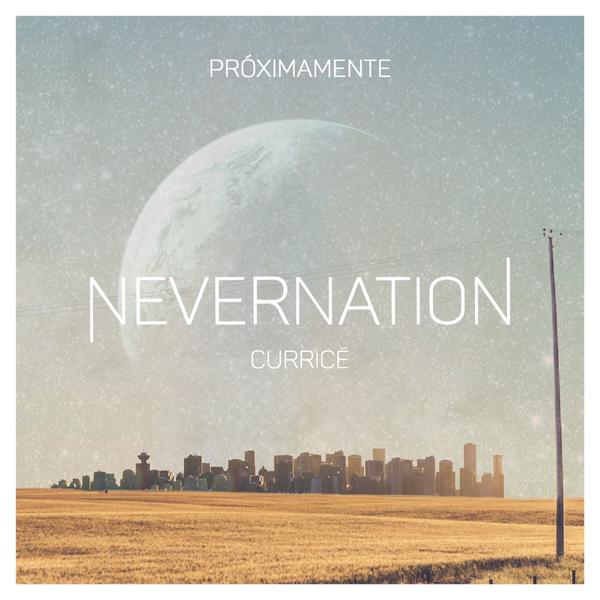 Portada de 'Nevernation', primer álbum de Curricé