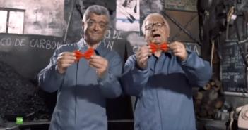 Modesto Barragán y Manolo Casal