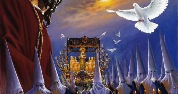 Cartel de la Hermandad de la Puente y la Paloma 2016