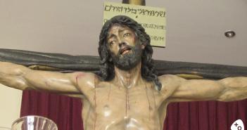 Santísimo Cristo de la Esperanza en su Gran Amor (© 2013 Alicia Martín)
