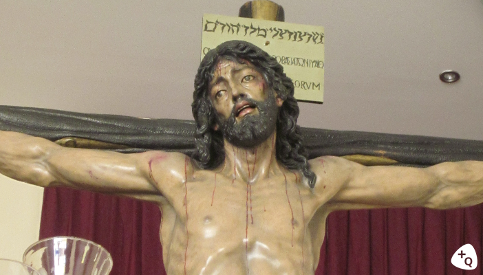 Santísimo Cristo de la Esperanza en su Gran Amor