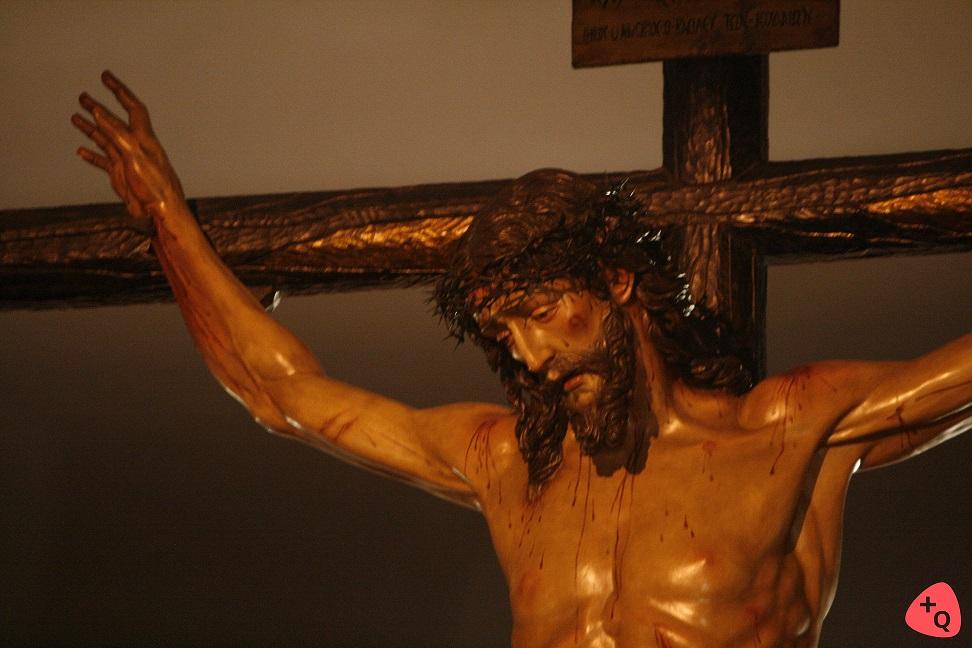 Santísimo Cristo de la Crucifixión (© 2016 Alicia Martín)
