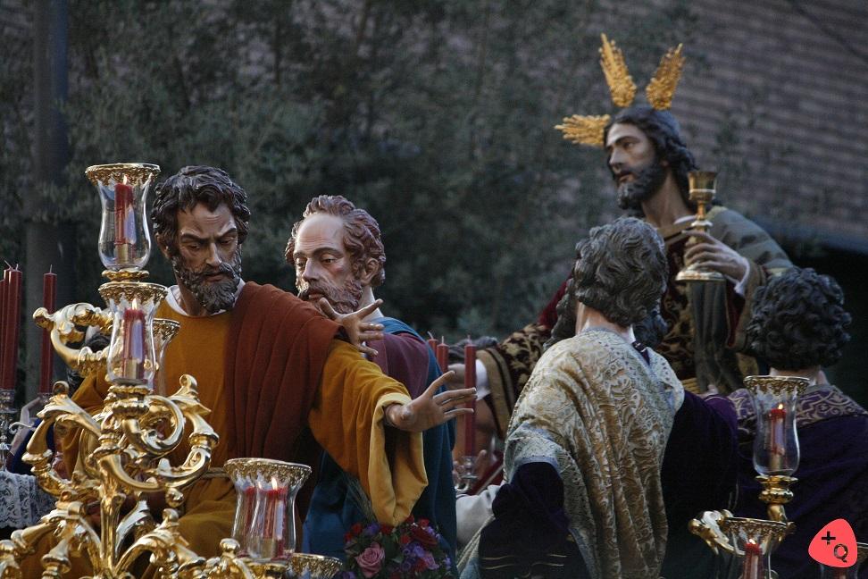 Sagrada Cena Sacramental de Nuestro Señor Jesucristo (© 2016 Alicia Martín)
