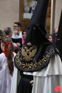Nazareno del Santísimo Cristo del Amor (© 2016 Alicia Martín)