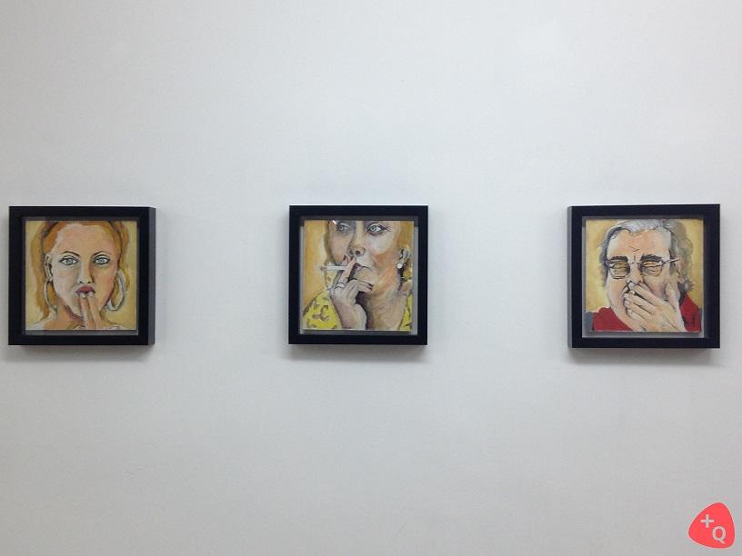 'Antonio, Carmina y María' de Jean Paul Loaiza, una reinterpretación de 'Carmina o revienta' (© 2016 Alicia Martín)