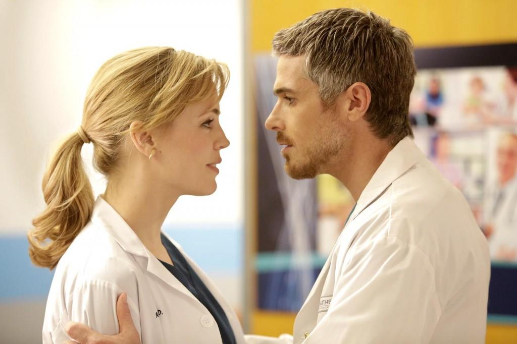 Imagen del primer episodio de 'Heartbeat'