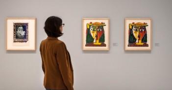 Exposición 'Juego de ojos' en el Museo Picasso