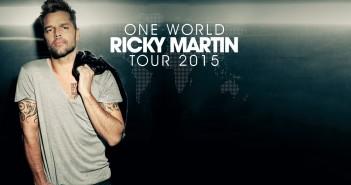 Tour Ricky Martin