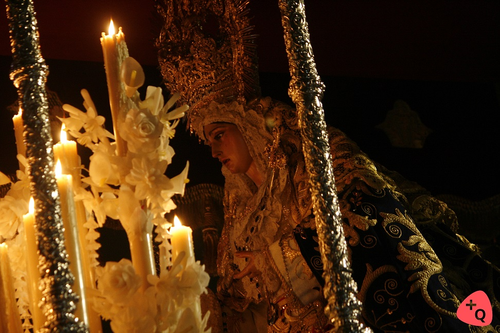 75º aniversario de Santa María del Monte Calvario (© 2016 Alicia Martín)