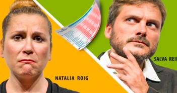 Natalia Roig y Salva Reina protagonizan 'En ocasiones veo a Umberto'