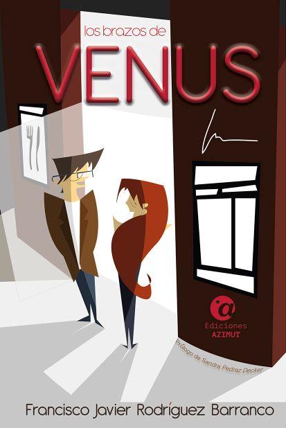 Portada del libro 'Los brazos de Venus'