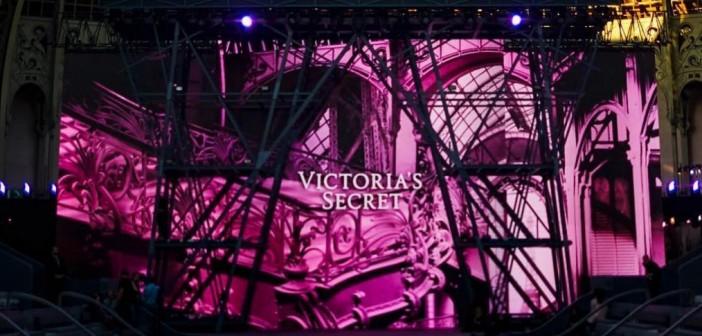 París llena de color el Victoria's Secret Fashion Show 2016