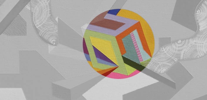 Exposición 'Geometría Transfronteriza' en La Casa Amaria