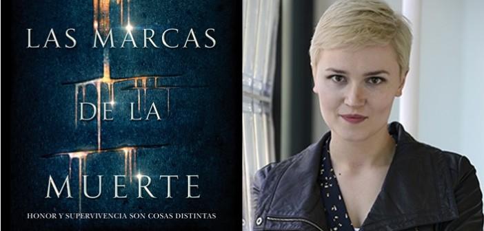 La autora de la saga Divergente regresa con 'Las marcas de la muerte'