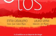 Cartel de '9 minutos', un texto de Juan Carlos Rubio