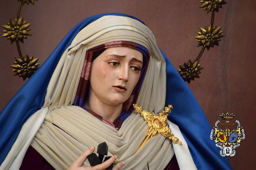 María Santísima del Patrocinio, Reina de los Cielos