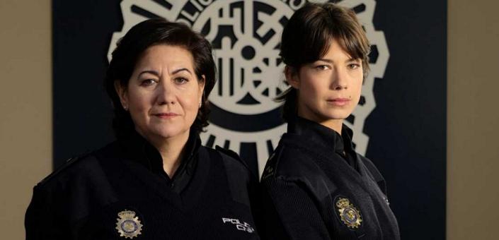 Luisa Martín y Andrea del Río protagonizan 'Servir y proteger'