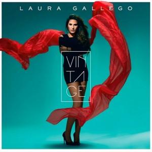 'Vintage' es el último disco de Laura Gallego