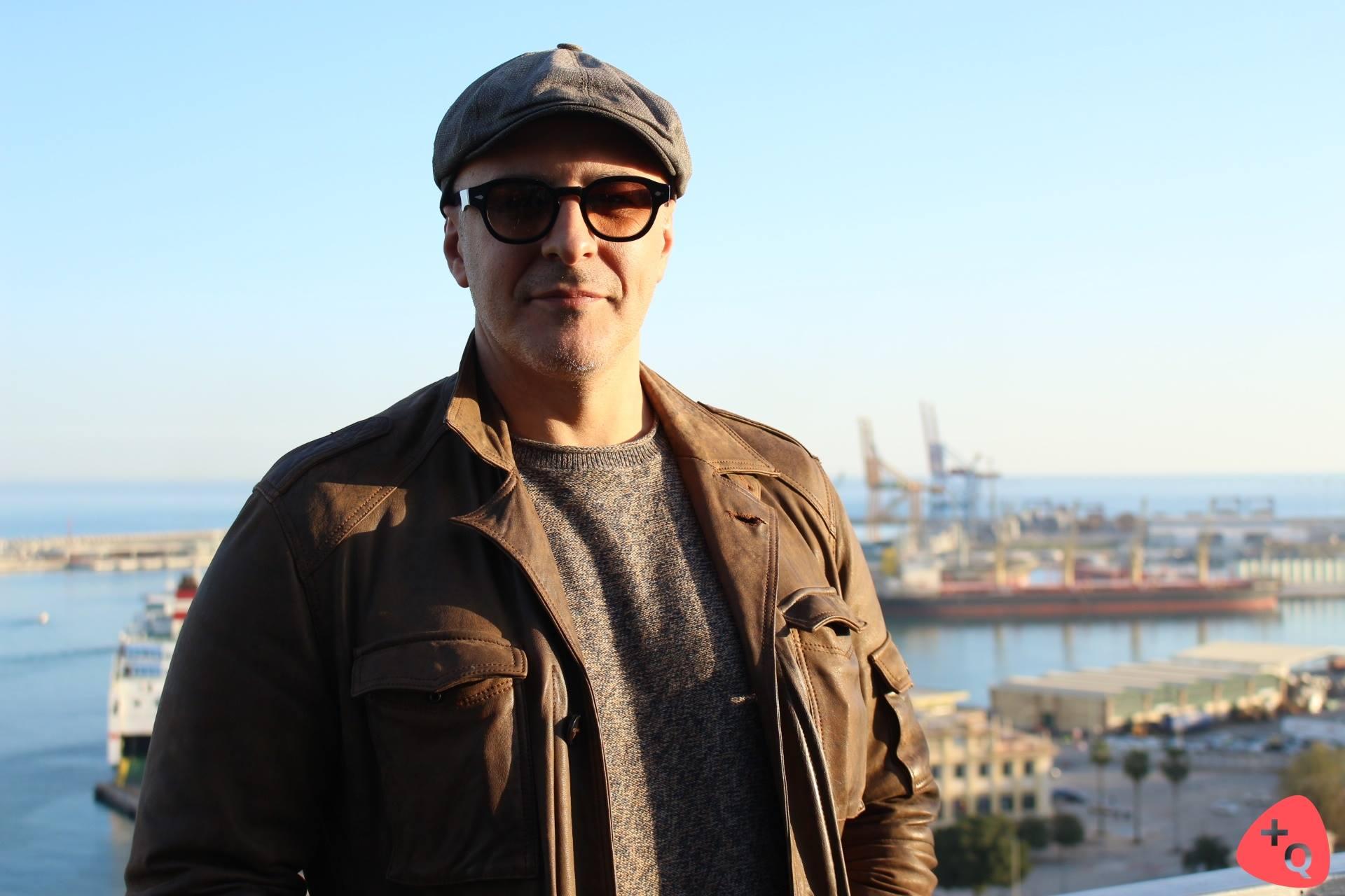 Roberto Álamo (© 2017 Alicia Martín)