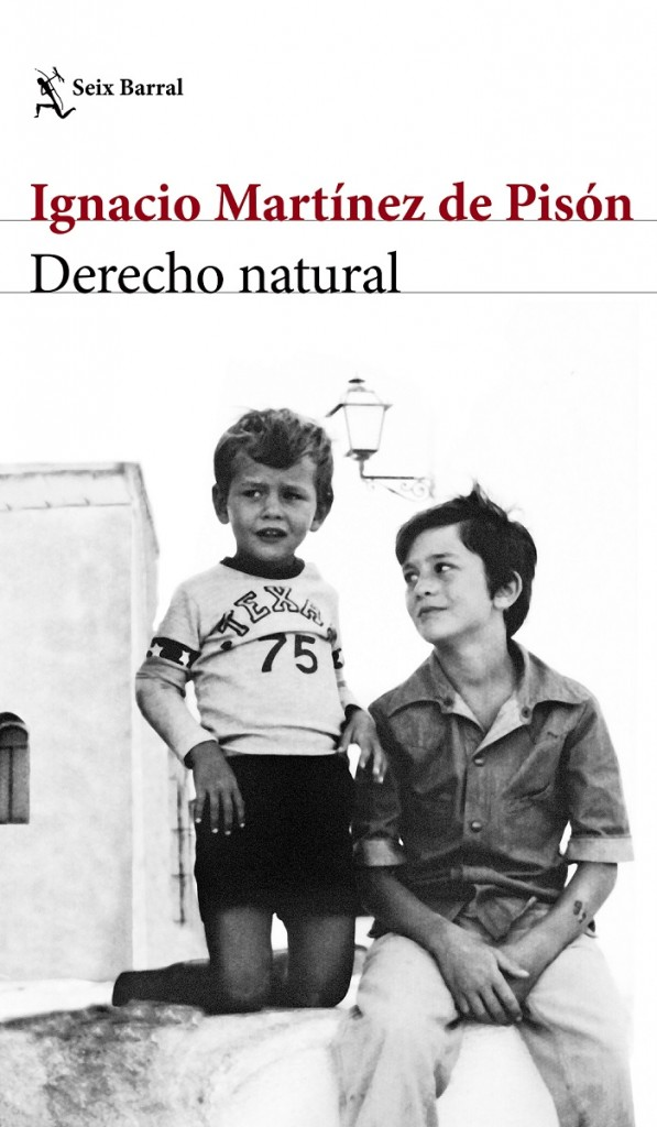 Portada de 'Derecho natural' de Ignacio Martínez de Pisón
