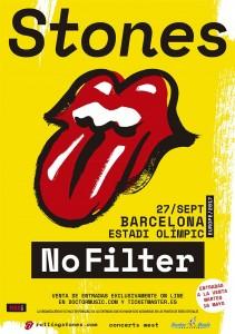 Rolling Stones en Barcelona
