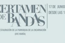 Certamen de bandas en Mediadora