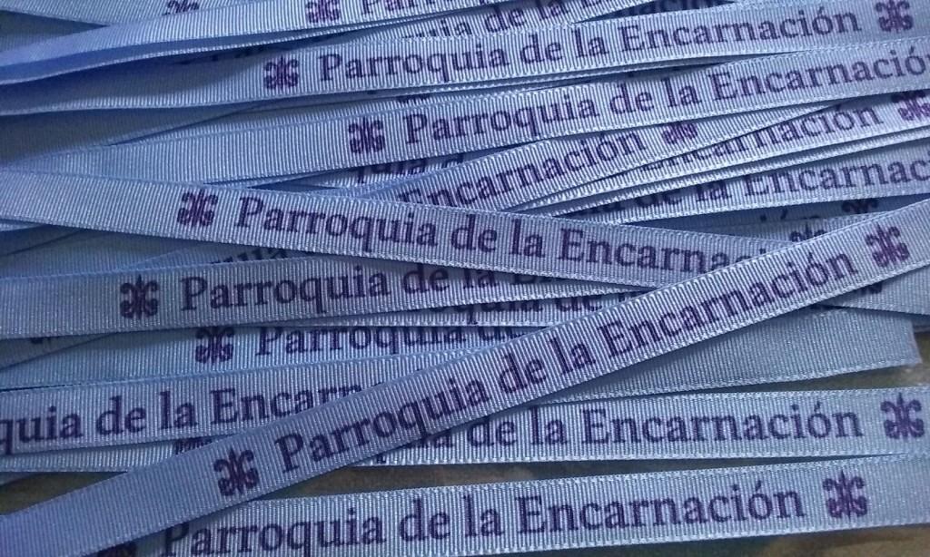 Pulseras-entradas para el certamen de bandas de Mediadora