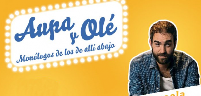 Jon Plazaola, Gorka Aguinagalde y Salva Reina llevan su humor a La Cochera Cabaret