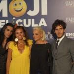 Mario Vaquerizo, Sandra García-Sanjuan, Macarena Gómez y Quim Gutiérrez (© 2017 Rubén Jáñez)